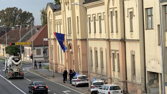 Bjelovarski sud: Dojava o bombi