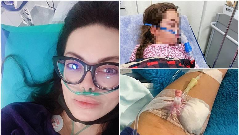 Pišek objavila fotke iz bolnice: Naš drugi rođendan jer smo žive