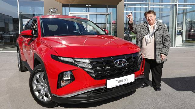 Ankica je osvojila Hyundai: To mi je najbolji dar za rođendan