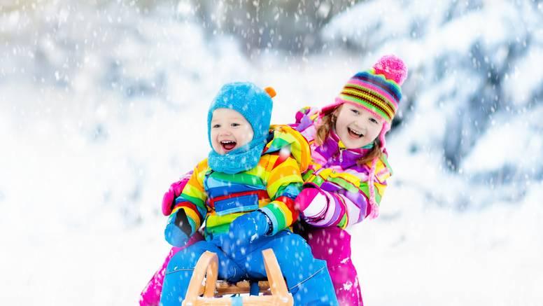 Kako pravilno brinuti o dječjoj koži za hladnih zimskih mjeseci