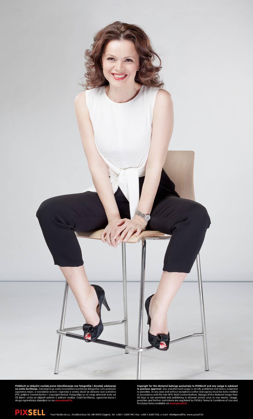 Sandra Bagarić je zahtjevnija u seksu u četrdesetim godinama