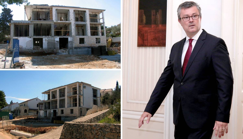 Tim Orešković gradi na Braču: Villa Misura je neprepoznatljiva