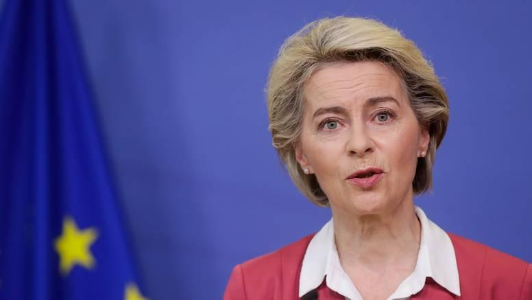 Von der Leyen: Došla sam poručiti zemljama Zapadnog Balkana da ih želimo u EU