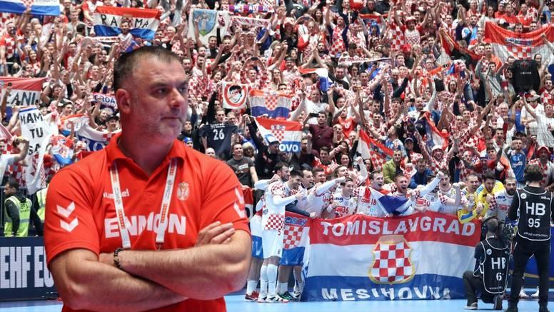 'Žao mi je što mi Srbi nemamo takvu pripadnost naciji poput Hrvata. Nas 100, a njih 4500...'