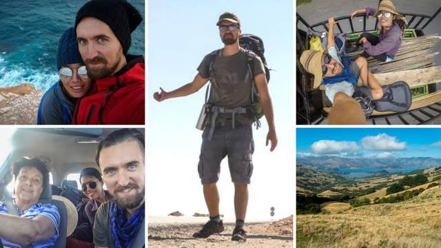 Tomica stigao na Novi Zeland autostopom - nakon 3,5 godine