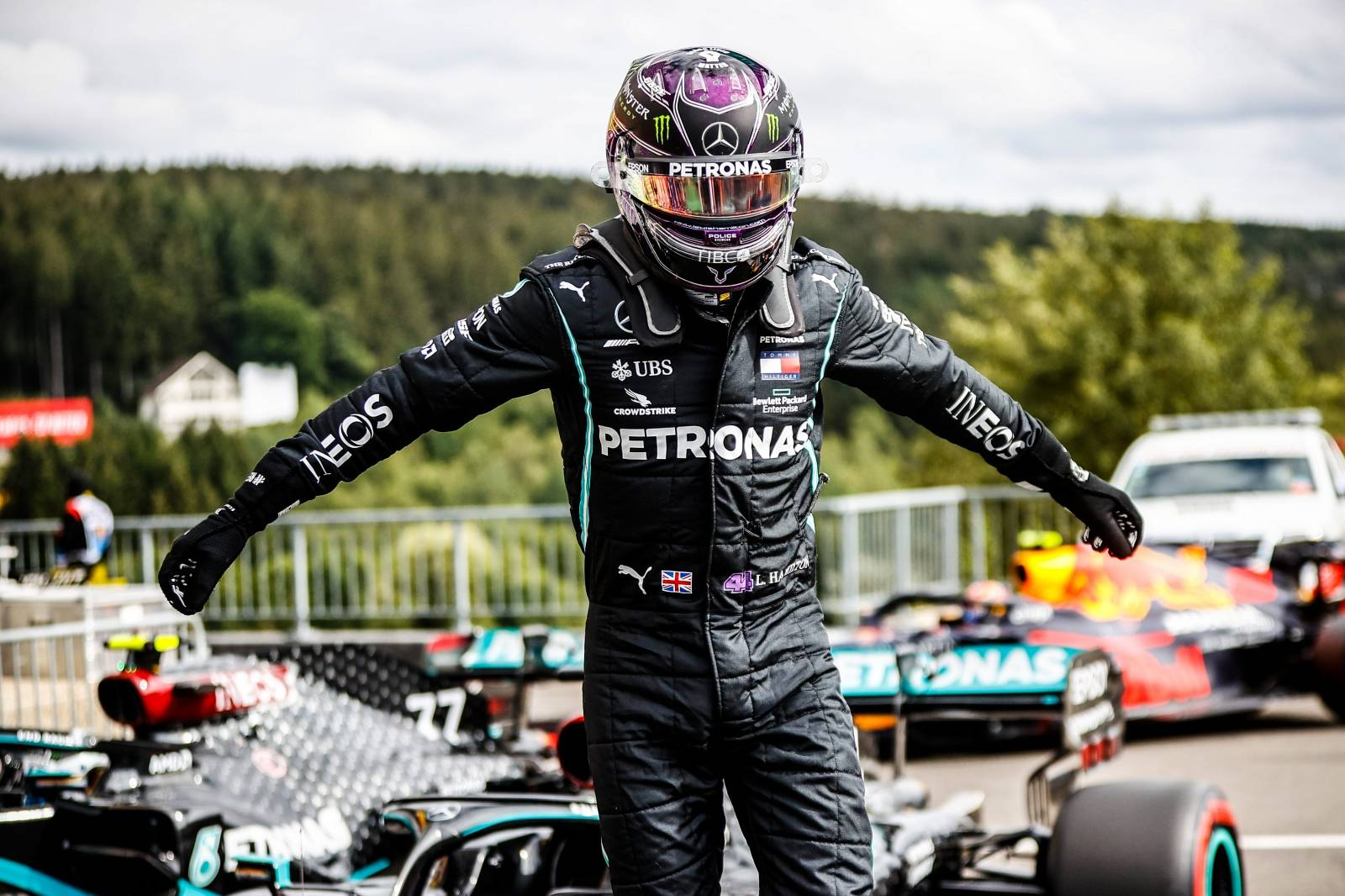 Belgian Grand Prix - Qualifying - Spa-Francorchamps