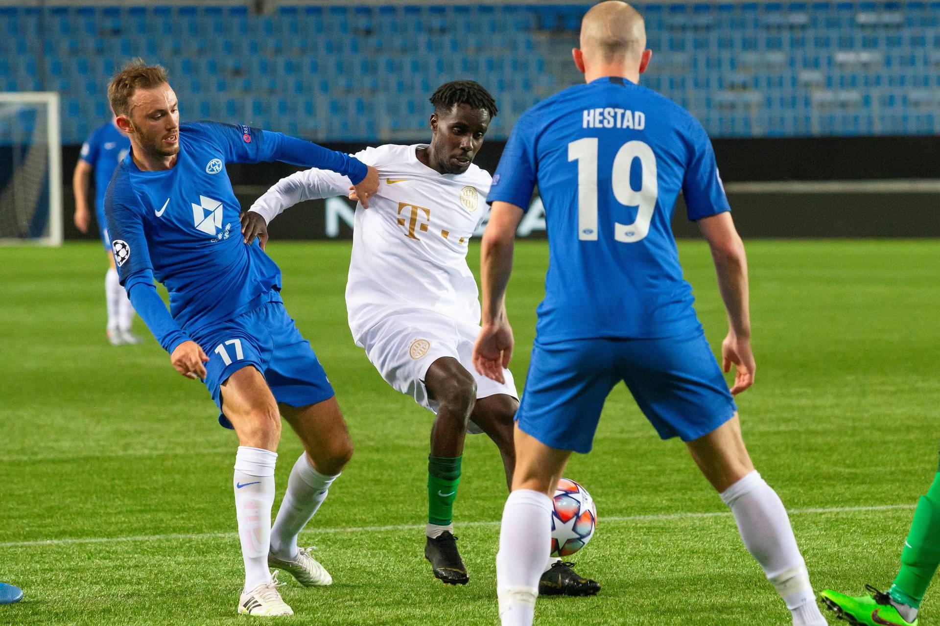 Champions League - Play-off - First Leg - Molde v Ferencvaros