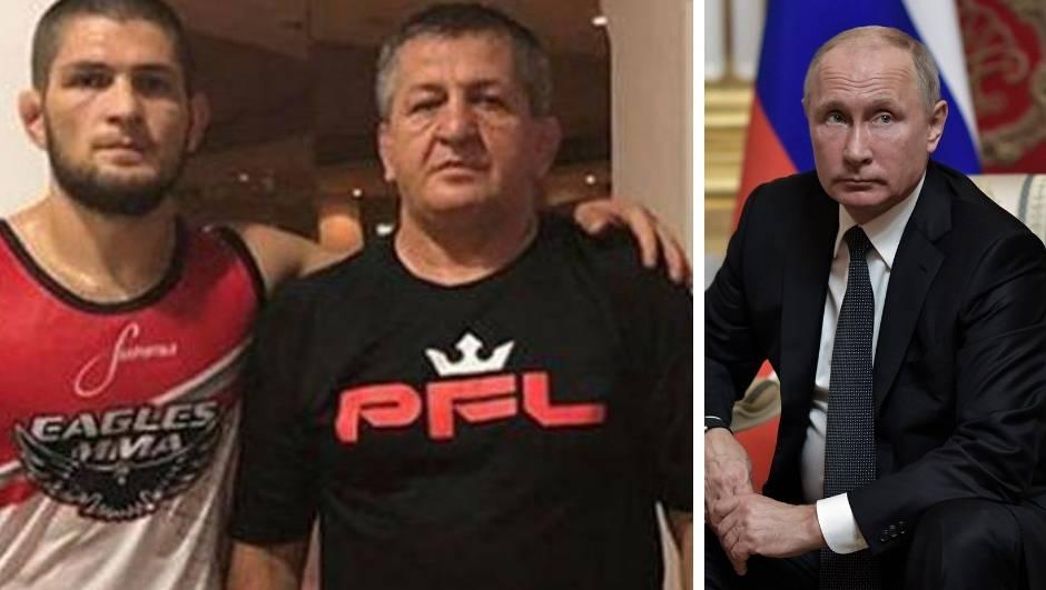 'Tata će me prebiti, nazvao me Putin i rekao mi da je ponosan'