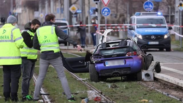 Užas u Leipzigu: Vozač se autom zabio među ljude, troje mrtvih