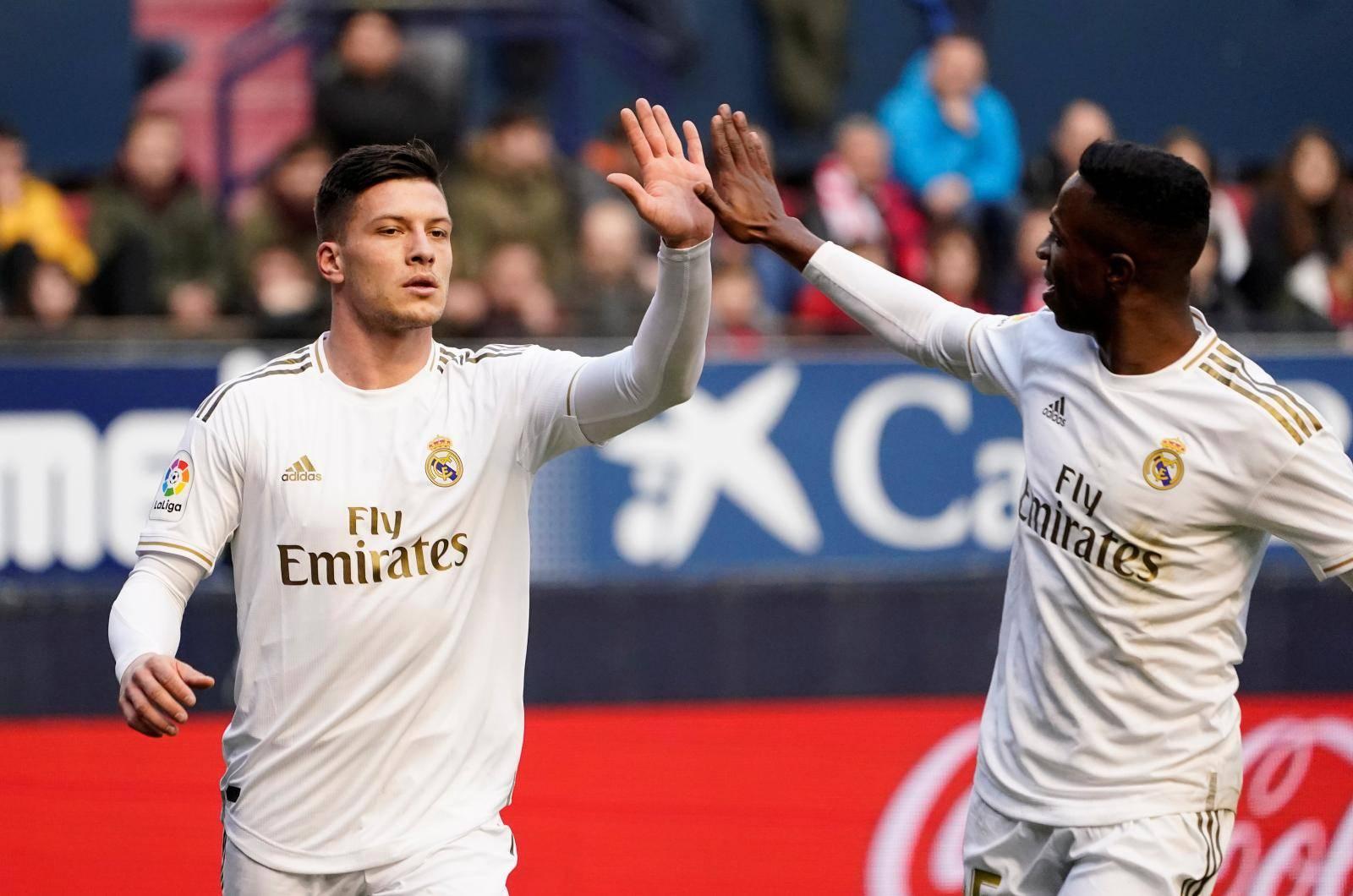 La Liga Santander - Osasuna v Real Madrid