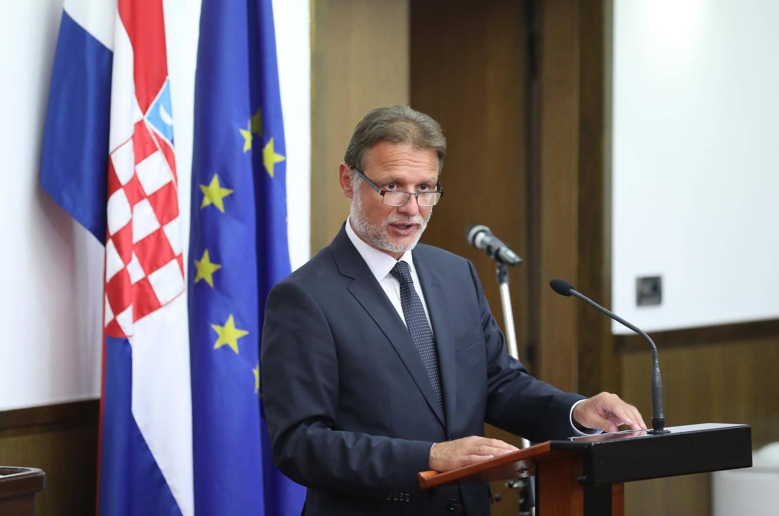 Zagreb: Komemoracija prvom predsjedniku Hrvatskog sabora dr. Žarku Domljanu