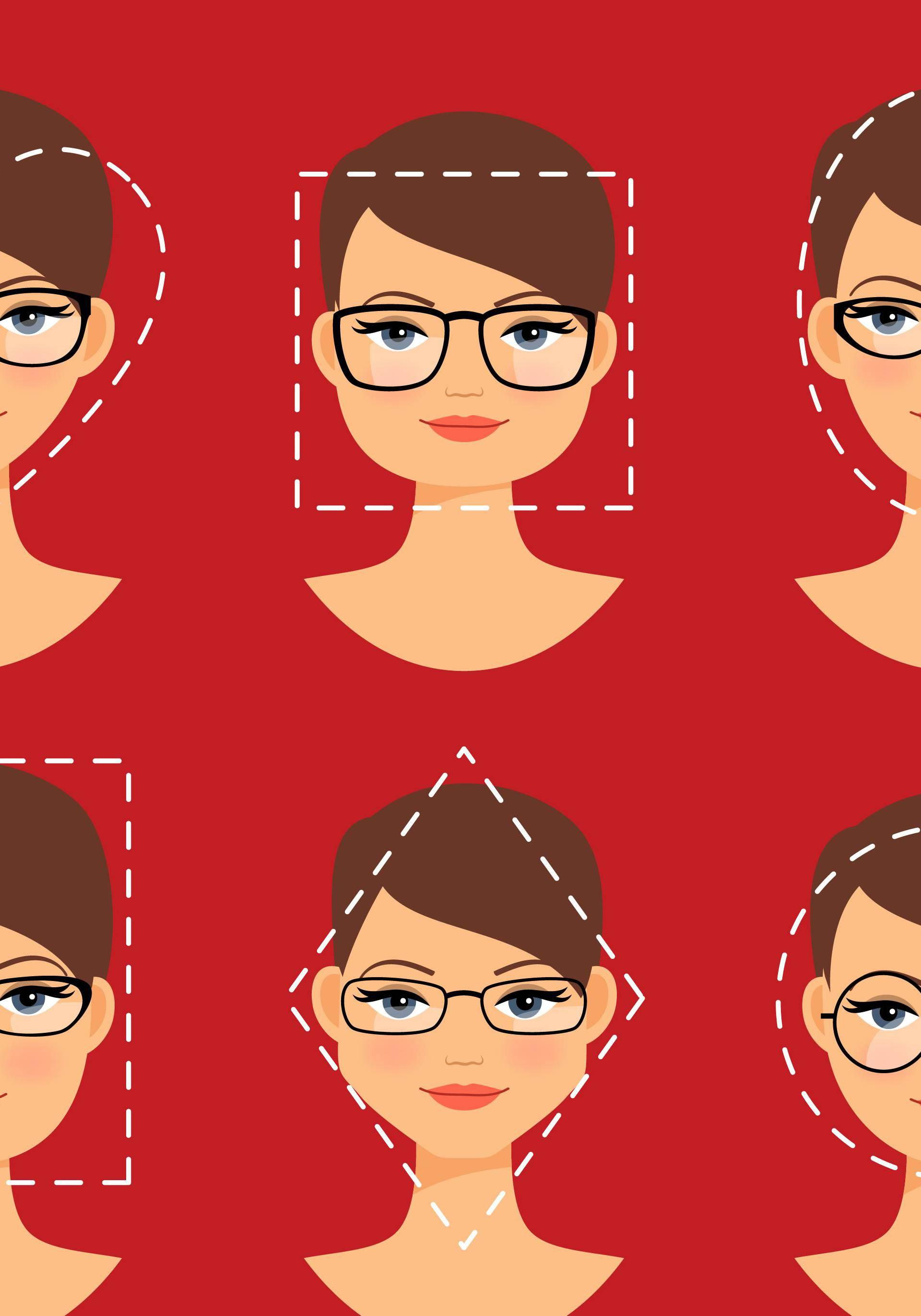 Otkrijte idealan model naočala za svaki oblik lica te boju tena