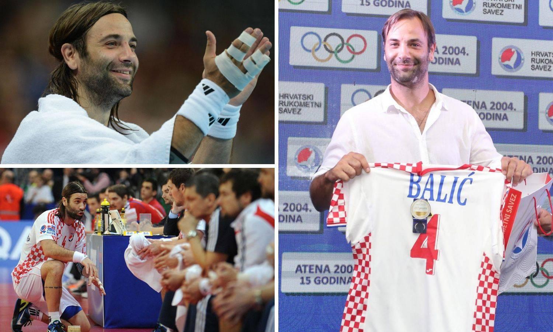 Balić: Nemam pojma gdje mi je olimpijska medalja, ne treba mi