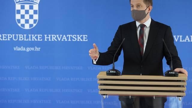 Zagreb: Na sjednici Vlade raspravljalo se o potresima te pandemiji