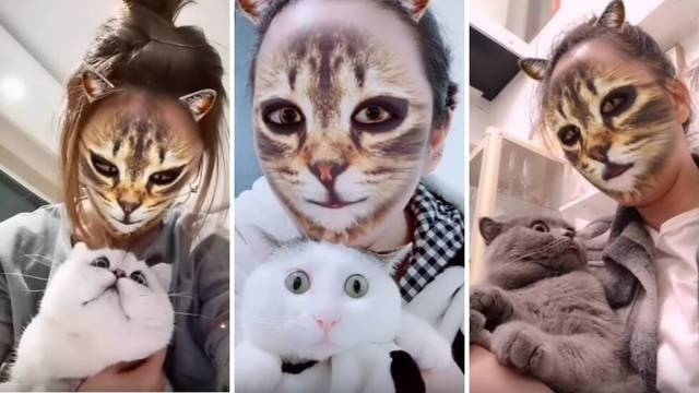 Zaprepašteni ljubimci: Vidjeli vlasnike 'upakirane' kao mačke