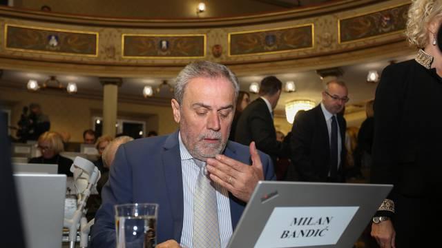 Bandićeva zamjenica: 'Mislim da se u utorak vraća na posao'