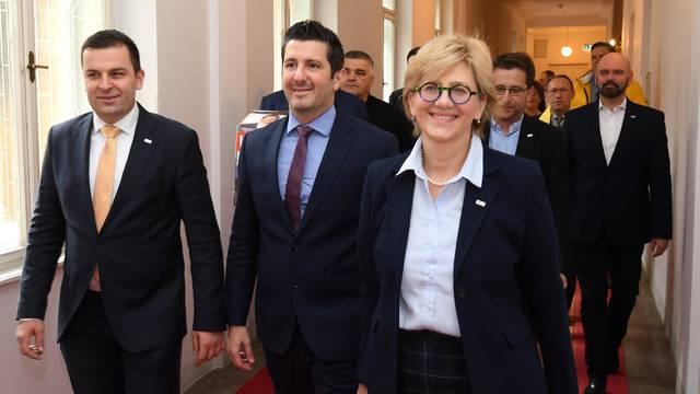 Zagreb: Dejan Kovač kandidaturu za predsjednika RH