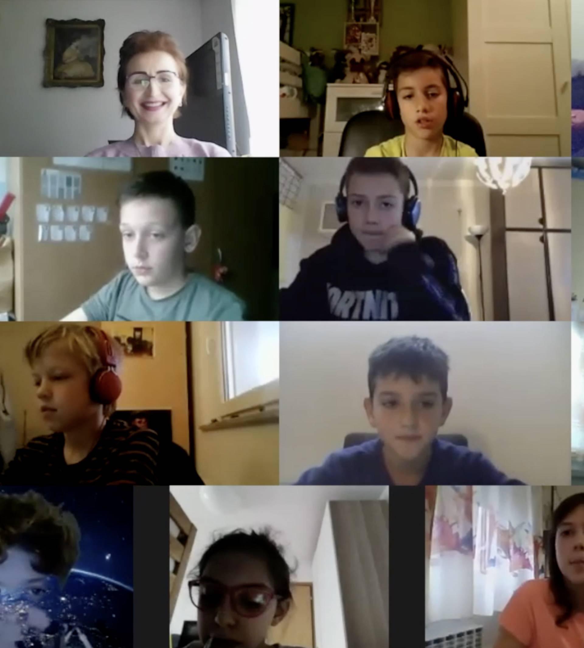 Učenici osnovne škole Prečko videom zahvalili svim herojima