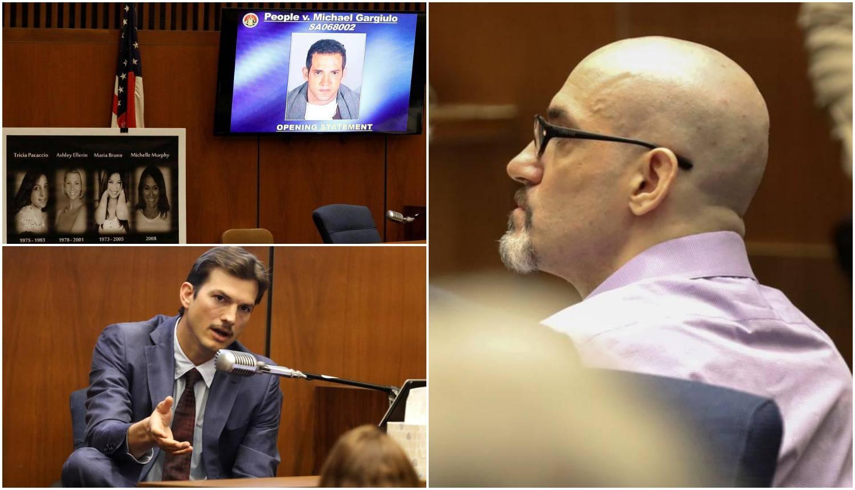 Ubio curu Ashtona Kutchera, a sad je osuđen na smrtnu kaznu