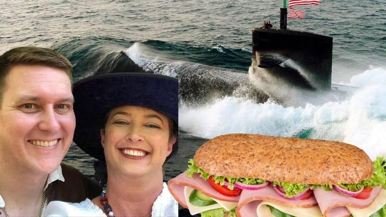 Šunka, sir i - nuklearne tajne: Pokušali su prodati kodove s podmornice, stavili ih u sendvič
