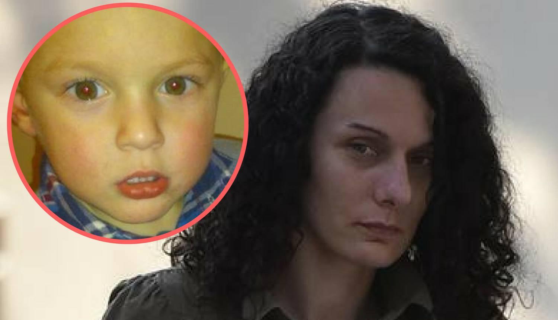 Denisa (3) je majka Chiara davila rukama preko jastuka