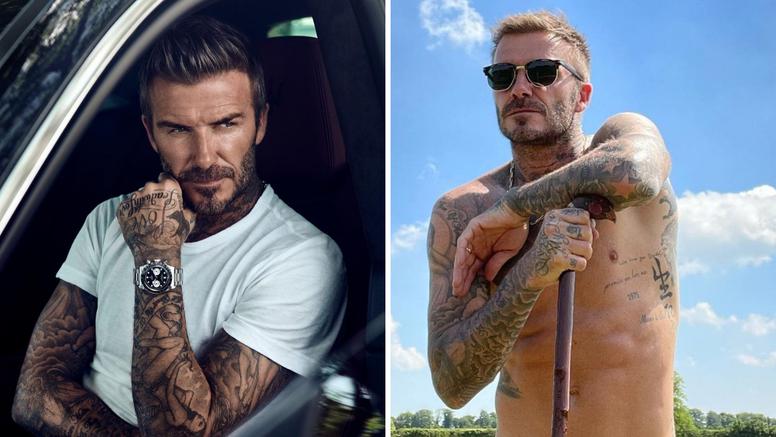 Na Beckhamovu jahtu stigla je policija, a bivšeg nogometaša u probleme su 'uvalila' djeca