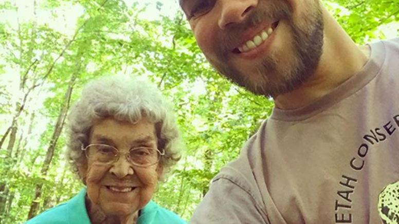 Unuk joj ispunjava želje: 'Moja baka nikada nije vidjela ocean'