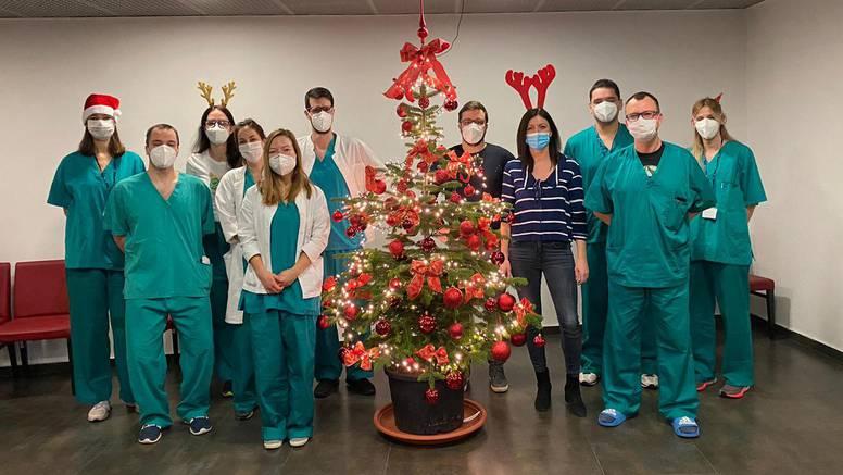 Dr. Zeljković: 'Ovo mi je prvi Božić koji dočekujem kao otac, no provest ću ga s pacijentima'