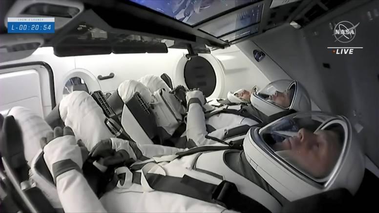 Kapsula SpaceX-a stigla na ISS