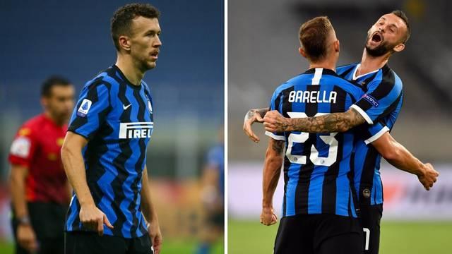Inter slavi kiks Atalante: Perišić i Brozović su talijanski prvaci!