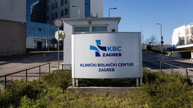 Zgrada Kliničkog bolničkog centra Zagreb  - Rebro