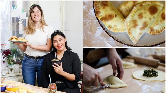 Argentinke hrvatskih korijena u Zagrebu peku prave empanade