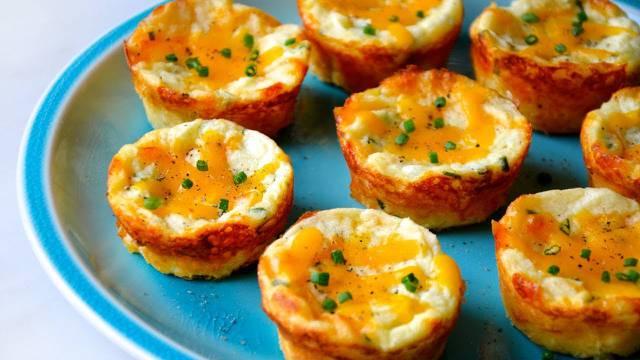 Ne bacajte pire krumpir, već od njega napravite super muffine!