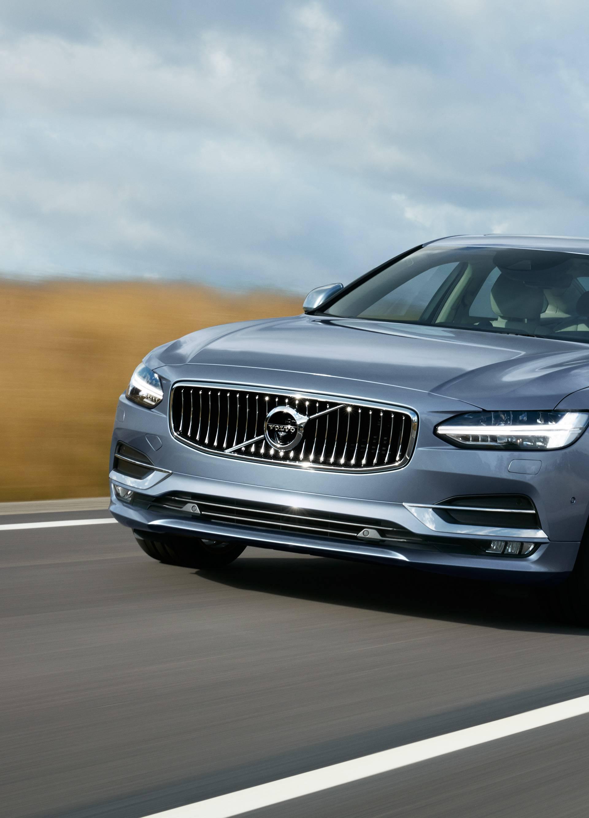 Od iduće godine ni jedan Volvo neće moći ići brže od 180 km/h