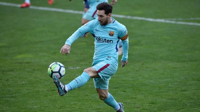 La Liga Santander - Eibar vs FC Barcelona