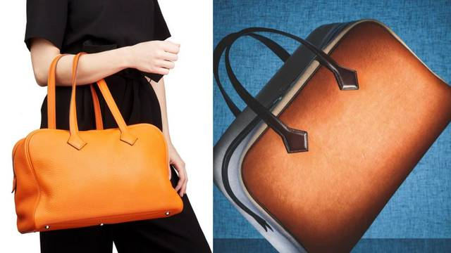 Hermèsova Victoria putna torba sada je napravljena i od - gljive