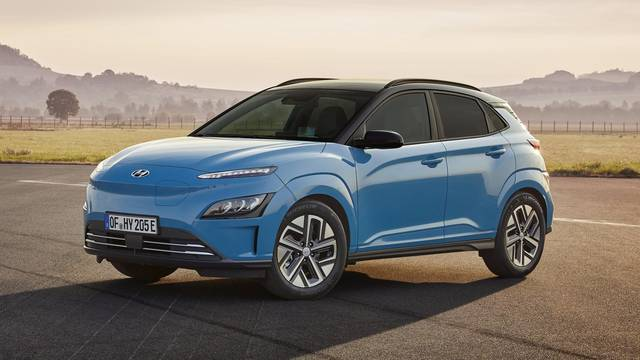 Hyundai je obnovio električnu Konu, ima neobičan prednji dio