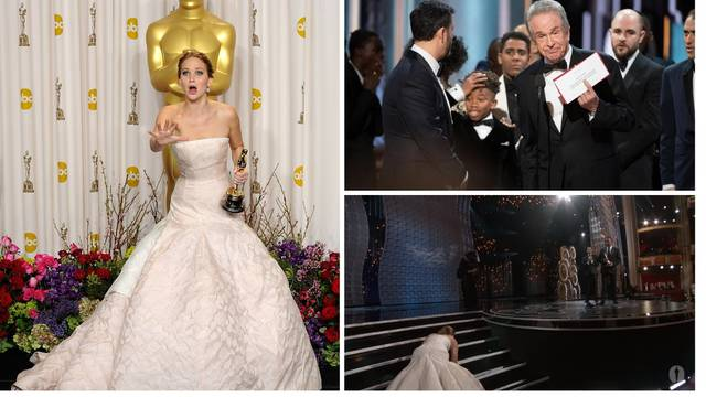 Najveći Oscar skandal: Kipić je preuzeo nepoznati tip i otišao