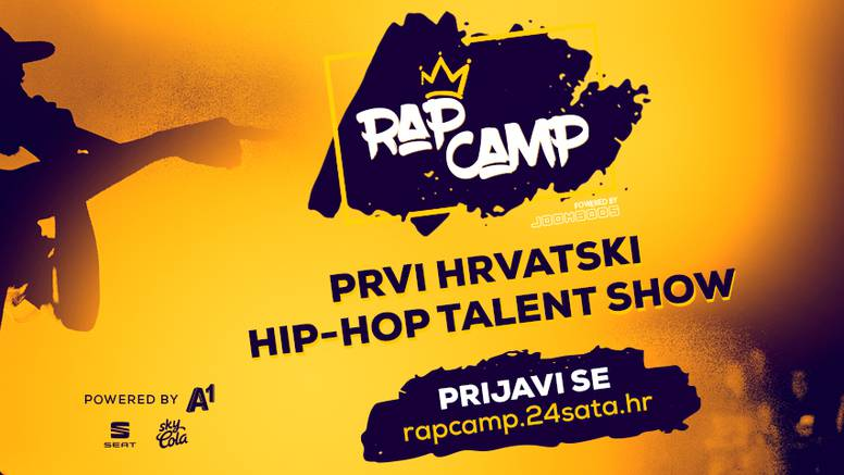 Prijavi se na prvi hip hop talent show i osvoji 100.000 kuna!