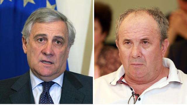 Željko Kerum poručio Tajaniju: 'Vozi iz Dalmacije, jesi čuo?!'