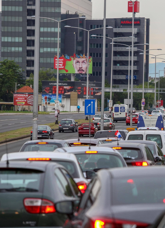 Promet u Hrvatskoj će stati na sat vremena? Očekuje se kaos