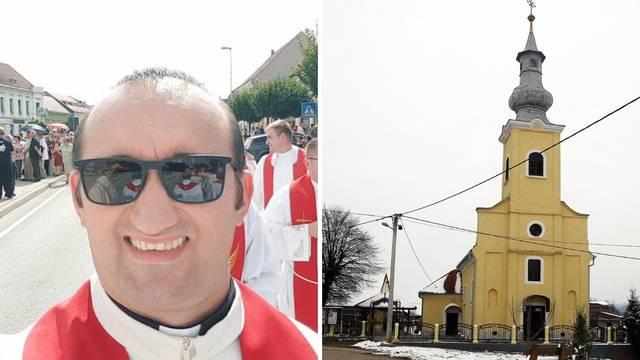 Svećenik je raspustio zbor, a sad naplaćuje i ime na križu