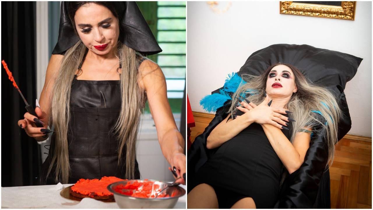 Splitska Vampirica poslužit će krv u 'Večeri za 5': Spava u lijesu, visi u hladnjači s mesom