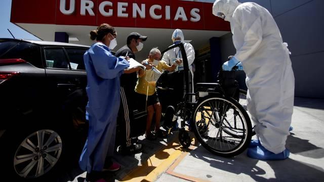 Outbreak of the coronavirus disease (COVID-19) in Monterrey