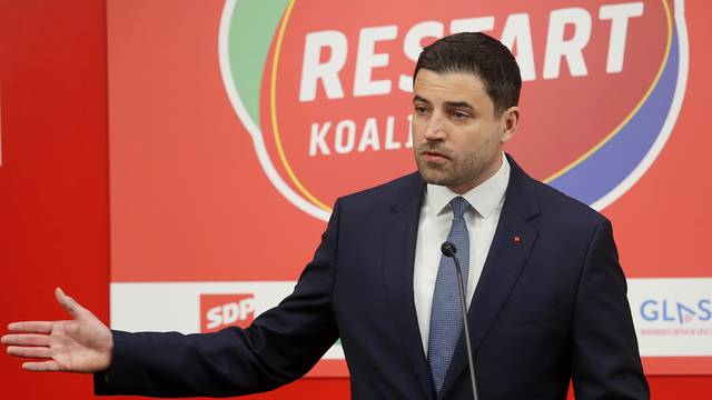 Zagreb: Predstavljanje gospodarskog programa RESTART koalicije