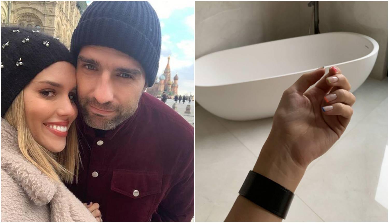 Franka Batelić pokazala nokte, a pažnju je privukla kupaonica