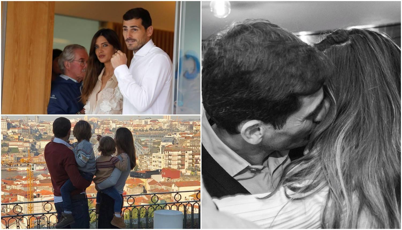 Svi su pričali o prvom poljupcu Casillasa i Sare na prvenstvu...