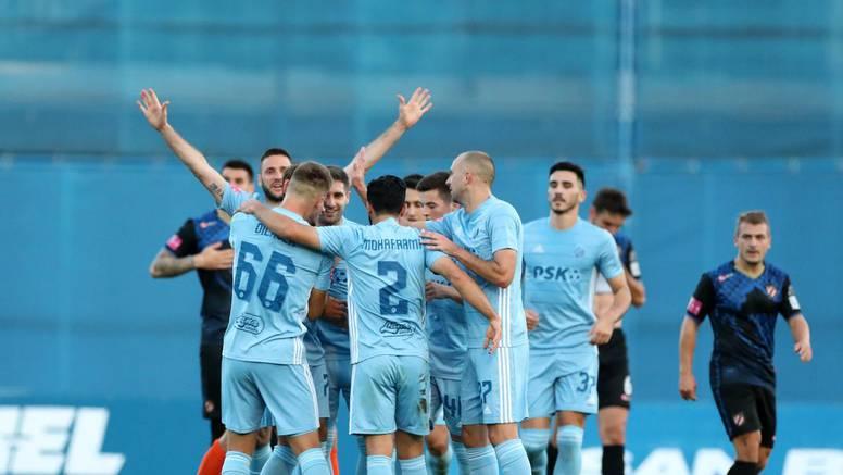Veličanstvenih osam: Dinamo u golijadi deklasirao Dragovoljac