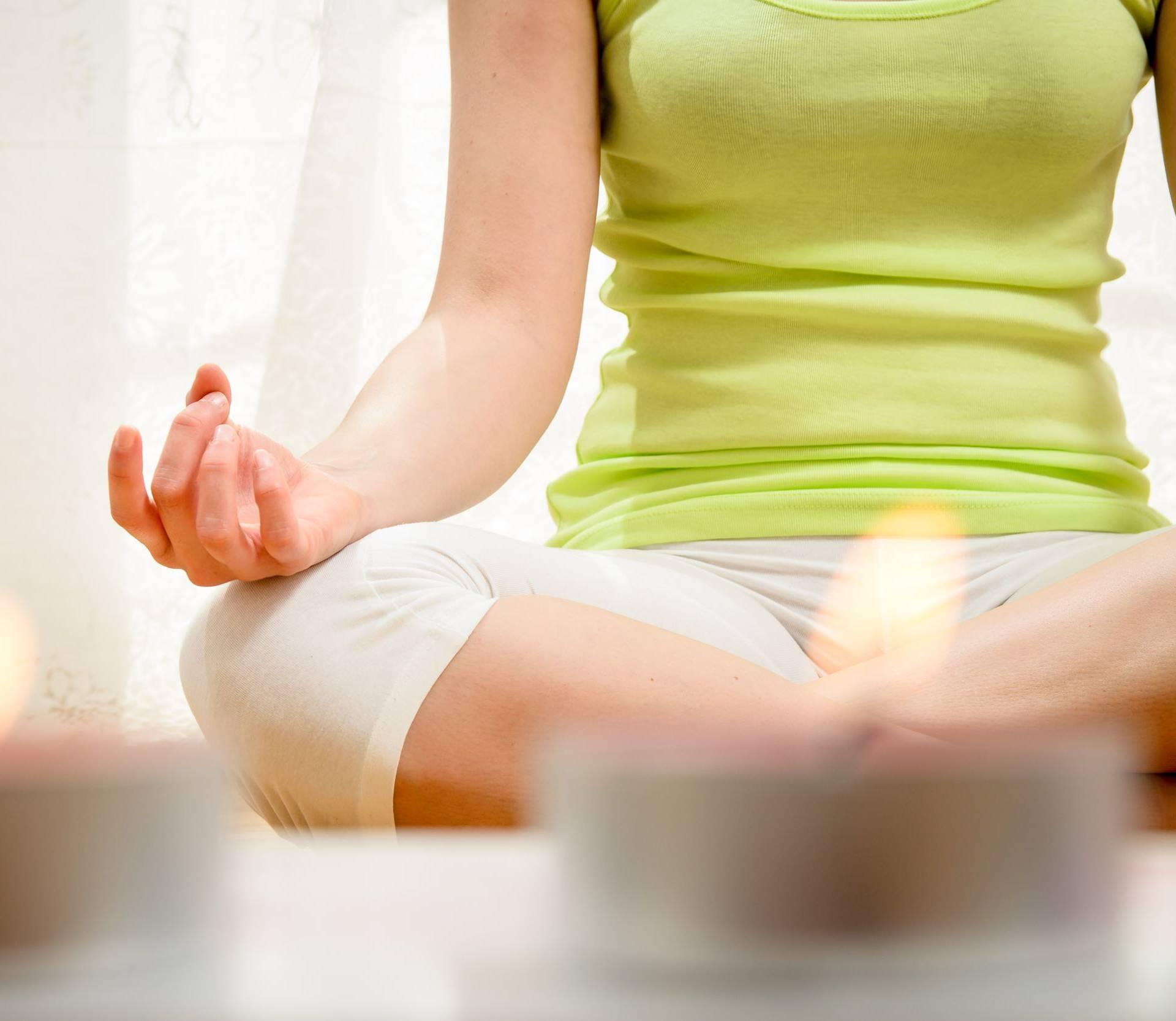 Meditirajte i zadajte si ciljeve da izbacite crne misli iz glave