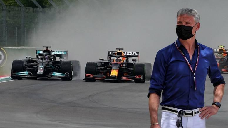 Coulthard o dvoboju za prvaka: Lewisu može pomoći samo Bog